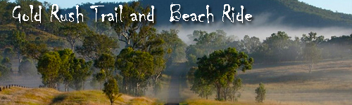 Gold Rush Trail and  Beach Ride