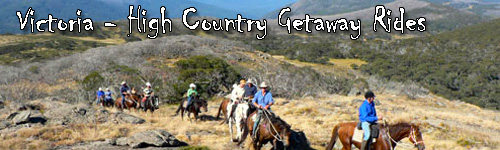 Victoria High Country Getaway Rides