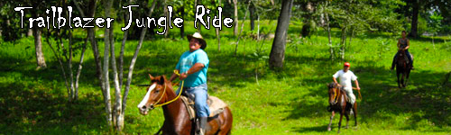 Trailblazer Jungle Ride