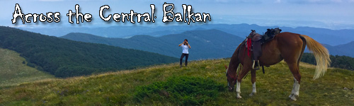 Across the Central Balkan