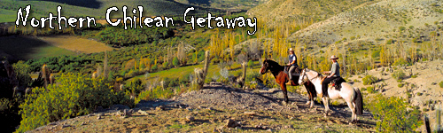 Northern Chilean Getaway