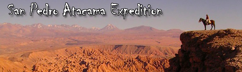 San Pedro Atacama Expedition