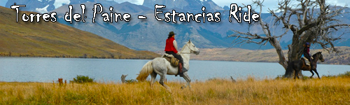 Torres del Paine - Estancias Ride