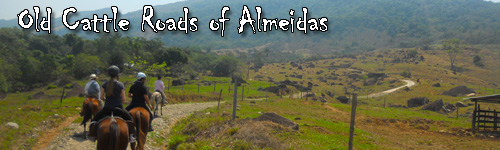 Old Cattle Roads of Almeidas
