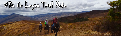 Villa de Leyva Trail Ride