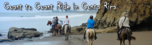 Coast to Coast Kaleidoscope Ride in Costa Rica