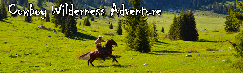 Cowboy Wilderness Adventure