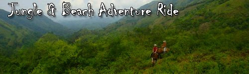 Jungle & Beach Adventure Ride - Mountains to Coast
