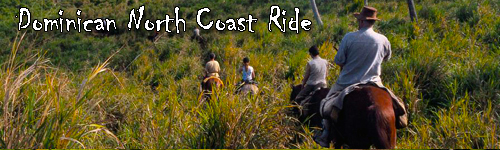 Dominican North Coast Ride