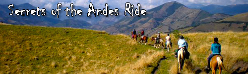 Secrets of the Andes Ride