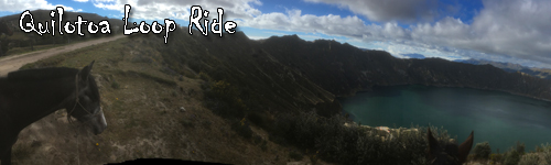 Quilotoa Loop Ride