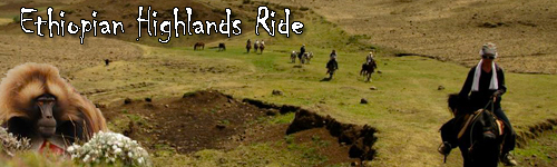 Ethiopian Highlands Ride