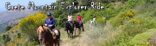 Crete Mountain Explorer Ride