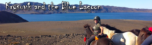 Krýsuvík and the Blue Lagoon