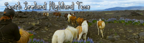 South Iceland Highland Tour