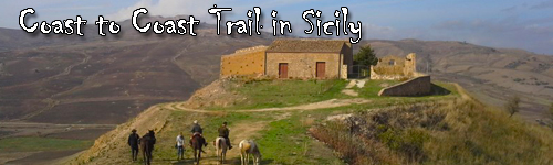 Coast to Coast Trail in Sicily