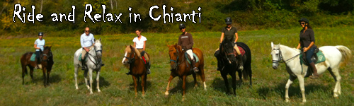 Ride and Relax in Chianti