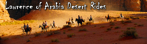 Lawrence of Arabia Desert Rides