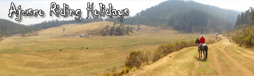 Ajusco Riding Holidays