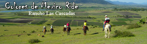 Colores de Mexico Ride