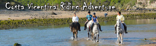 Costa Vicentina Riding Adventure