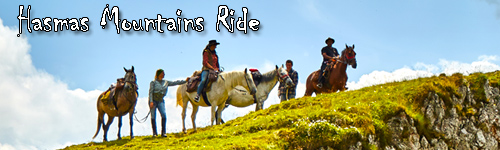 Hasmas Mountains Ride