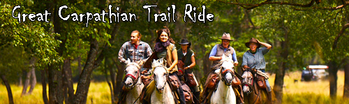 Great Carpathian Trail Ride