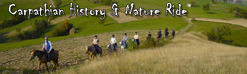 Carpathian History & Nature Ride