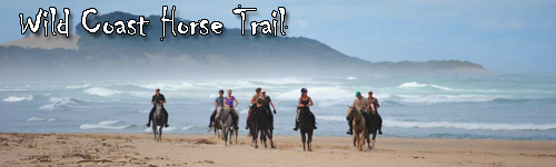 Wild Coast Horse Trail