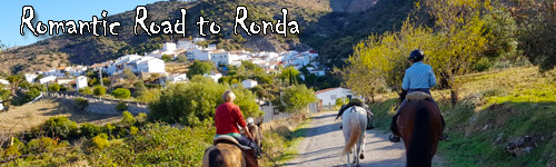 Romantic Road to Ronda