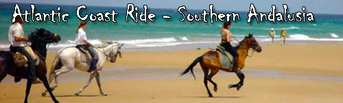 Atlantic Coast Ride - Southern Andalusia