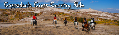 Cappadocia Cross Country Ride