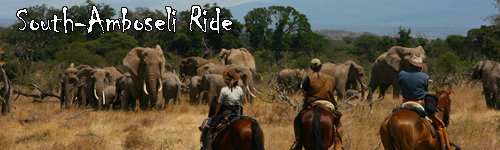 South Amboseli Ride