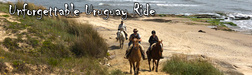 Unforgettable Uruguay Ride