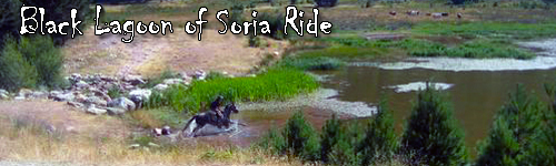 Black Lagoon of Soria Ride