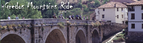 Gredos Mountains Ride - Sierra de Gredos