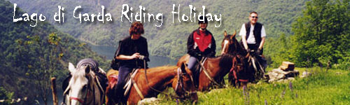 Lago di Garda Riding Holidays