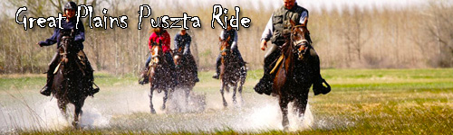 Great Plains Puszta Ride