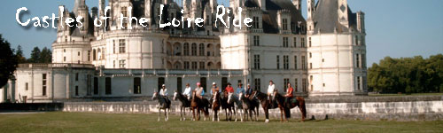 Castles of the Loire