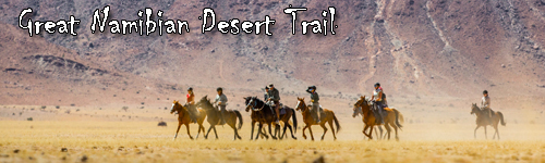 Great Namibian Desert Trail