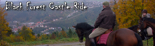 Black Forest Castle Ride