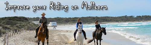 Improve your Riding on Mallorca