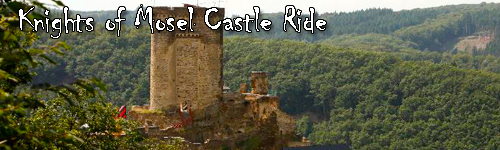 Knights of Mosel Castle Ride
