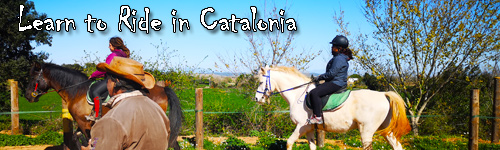 Learn to Ride in Catalonia