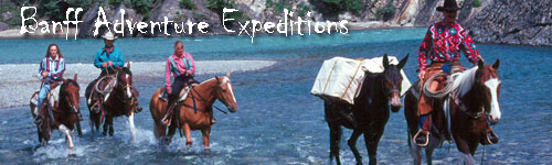 Banff - Adventure Expeditions