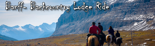 Banff  - Backcountry Lodge Ride