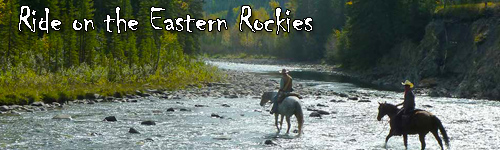 Ride on the Eastern Rockies