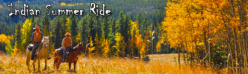Indian Summer Ride