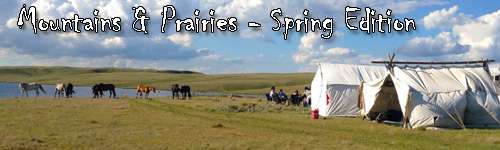 Kananaskis Mountains & Prairies Spring Edition