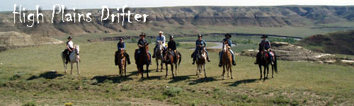 High Plains Drifter Ride